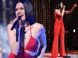 NEW YORK, NY - APRIL 21:  Jessie J performs onstage at the MTV 2015 Upfront presentation on April 21, 2015 in New York City.  (Photo by Jamie McCarthy/Getty Images for MTV)