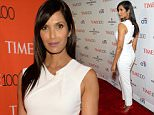 NEW YORK, NY - APRIL 21:  Padma Lakshmi attends the TIME 100 Gala, TIME's 100 Most Influential People In The World at Jazz at Lincoln Center on April 21, 2015 in New York City.  (Photo by Bennett Raglin/Getty Images for TIME)