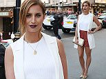 Mandatory Credit: Photo by James Shaw/REX Shutterstock (4700431a)\n Ferne McCann\n Notion Magazine Launch Party, London, Britain - 22 Apr 2015\n \n