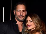 LAS VEGAS, NV - APRIL 21:  Actors Joe Manganiello and Sofia Vergara attend Warner Bros. Pictures Invites You to The Big Picture, an Exclusive Presentation Highlighting the Summer of 2015 and Beyond at The Colosseum at Caesars Palace during CinemaCon, the official convention of the National Association of Theatre Owners, on April 21, 2015 in Las Vegas, Nevada.  (Photo by Alberto E. Rodriguez/Getty Images for CinemaCon)