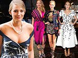 Mandatory Credit: Photo by Startraks Photo/REX Shutterstock (4700425a)  Blake Lively  Blake Lively at her Allure Magazine Cover Party, New York, America - 22 Apr 2015
