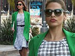 Picture Shows: Eva Mendes  April 21, 2015\n \n **Min £150 Web/Online Set Usage Fee**\n \n 'Lost River' actress Eva Mendes stops by a hair salon in Los Angeles, California.\n \n Rumours are swirling that Eva may be cast in the upcoming 8th 'Fast & The Furious' movie. \n \n **Min £150 Web/Online Set Usage Fee**\n \n Exclusive - All Round\n UK RIGHTS ONLY\n \n Pictures by : FameFlynet UK © 2015\n Tel : +44 (0)20 3551 5049\n Email : info@fameflynet.uk.com