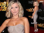 """WEST HOLLYWOOD, CA - APRIL 21:  Model Joanna Krupa attends the 10th anniversary of ABC's """"Dancing with the Stars"""" at Greystone Manor on April 21, 2015 in West Hollywood, California.  (Photo by David Livingston/Getty Images)"""