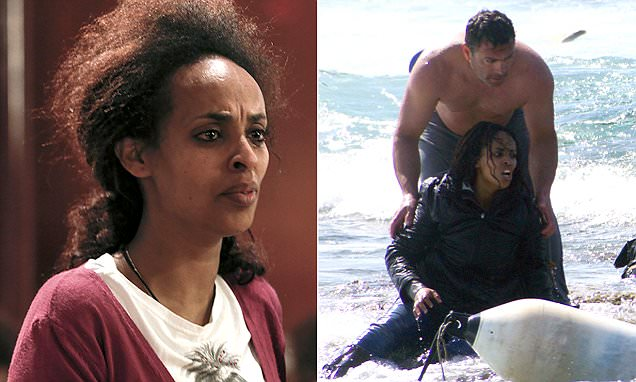 Eritrean woman in iconic picture of dramatic migrant shipwreck