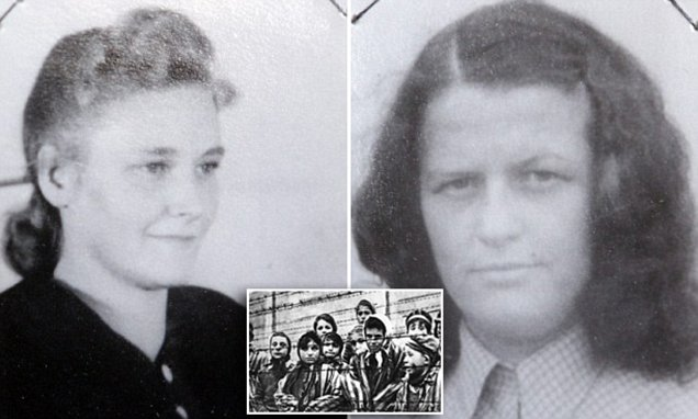 Female Auschwitz guard and 'merciless' Nazi will 'never face justice'