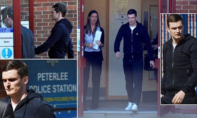 Adam Johnson's Sunderland future in doubt after winger is charged with three offences of