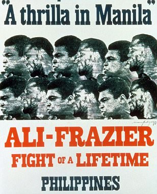 Jeff Powell's Greatest Fights: Muhammad Ali v Joe Frazier, the Thrilla in Manila, on