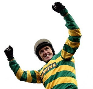 AP McCoy will race at Sandown for the last time before retiring on Saturday