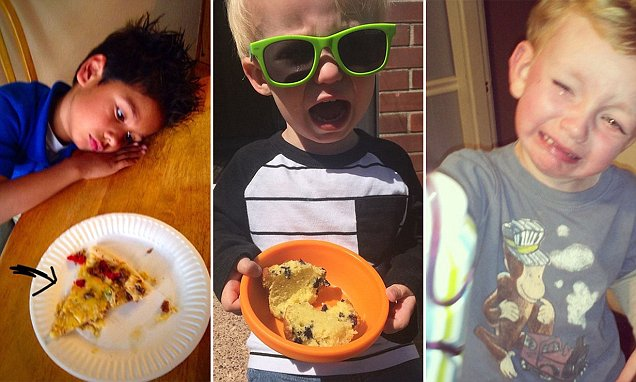 #mykidcanteatthis: The frustrating (and hilarious) photos parents post of the reasons