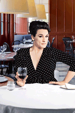 Grace Dent vegs out at Grain Store Unleashed