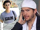 Picture Shows: Ashton Kutcher  April 22, 2015\n \n Actor and new dad Ashton Kutcher is seen heading to work at his office in Beverly Hills, California.\n \n Besides working on his acting career, Ashton has been busy planning his wedding to Mila Kunis and even with a reported $600k budget, they are still trying to make it small with insiders revealing they are attempting to keep it around 40 guests.\n \n Exclusive All Rounder\n UK RIGHTS ONLY\n Pictures by : FameFlynet UK © 2015\n Tel : +44 (0)20 3551 5049\n Email : info@fameflynet.uk.com