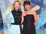 Last night in Sydney the Bulgari Art Award 2015 Gala dinner was held to celebrate artist Ildiko Kovacs.  Cate Blanchett joined Bulgari clients, patrons of the Art Gallery of New South Wales and top press for a sumptuous evening surrounded by jewels and art.