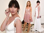 Mandatory Credit: Photo by Nick Harvey/REX Shutterstock (4705780bj)\n Daisy Lowe\n The Blossom Ball at Jo Malone, London, Britain - 23 Apr 2015\n \n