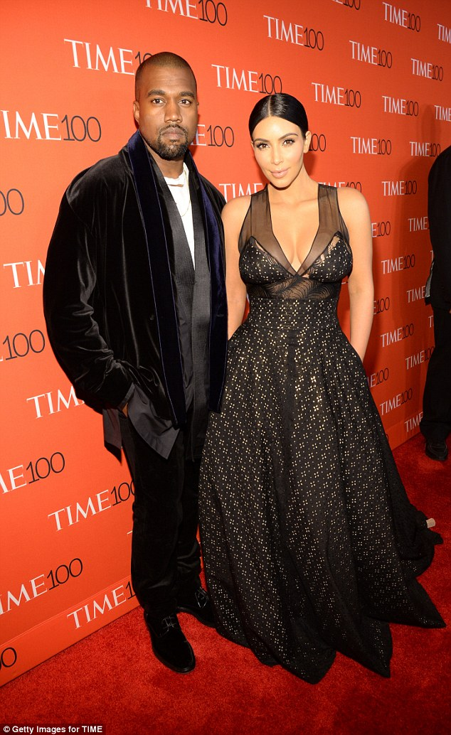 Lifestyles of the rich and famous: It's good to see Kanye can still keep it real despite topping TIME's 100 Most Influential People In The World list