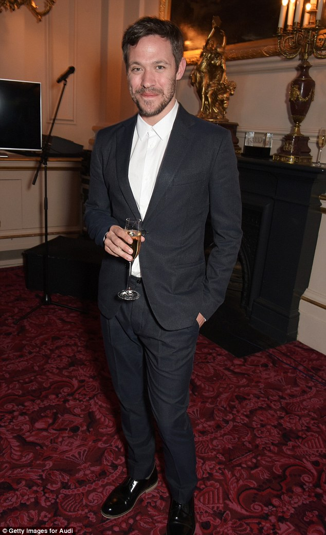 Dapper:Will Young attends as Audi hosts the opening night performance of La Fille Mal Gardee
