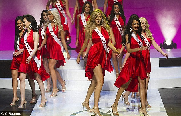 Jenna Talackova made headlines in 2012 when she became the first transgender woman in Miss Universe
