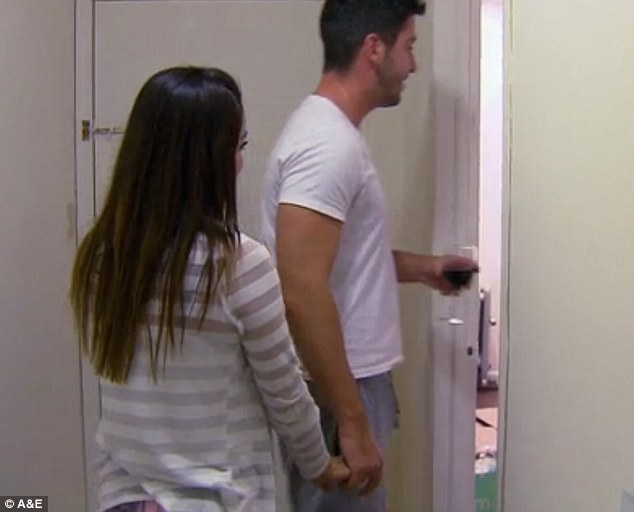 Next step: The newlyweds later headed to their bedroom leaving viewers to wonder whether they finally 'consummated their marriage'