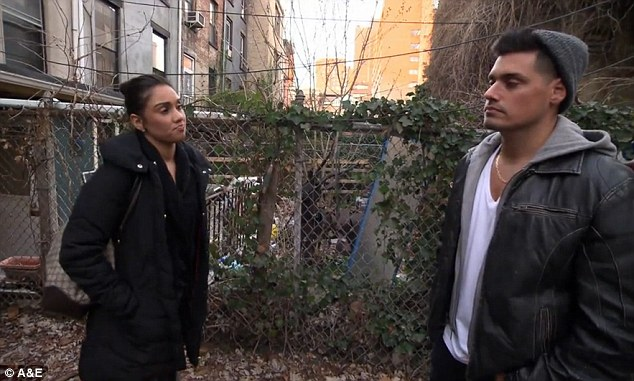 Not our home: Jessica and Ryan can be seen having a heated discussion about an apartment they both liked. While she thought it was too expensive, Ryan said that he just wanted to take care of her and make her happy