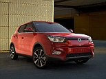 Korean SsangYong?s the new Tivoli, is a five-door family runaround