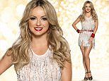 Programme Name: Strictly Come Dancing 2015 - TX: n/a - Episode: n/a (No. n/a) - Picture Shows:  Ola Jordan - (C) BBC - Photographer: Ray Burmiston
