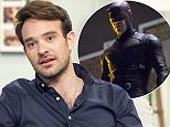 EDITORIAL USE ONLY. NO MERCHANDISING  Mandatory Credit: Photo by Ken McKay/ITV/REX Shutterstock (4705452dj)  Charlie Cox  'Lorraine' TV Programme, London, Britain. - 23 Apr 2015  CHARLIE COX  The Theory of Everything and Boardwalk Empire star is now playing Daredevil in a new TV series.