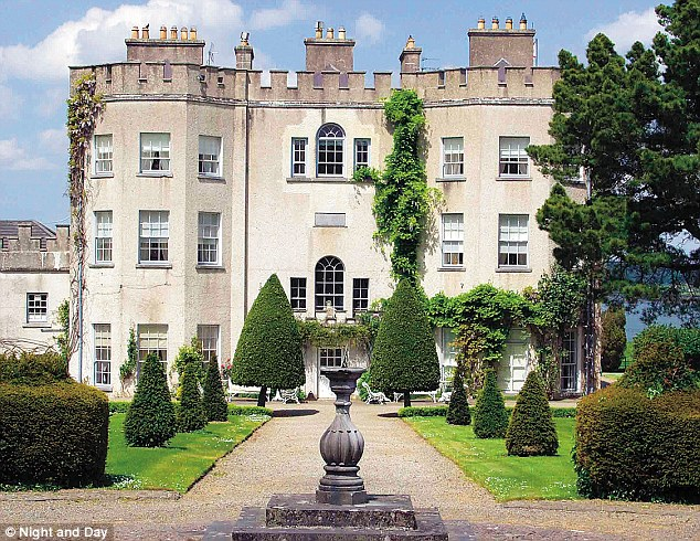 Glorious:Glin Castle in West Limerick has been in the same family for 700 years and played host to Sir Mick Jagger, Marianne Faithfull and Talitha Getty.The castle is the home of the Knights of Glin