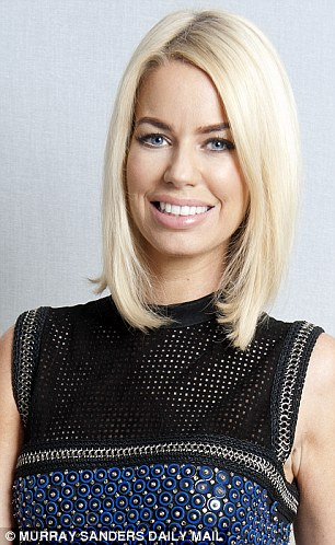 Reality TV star: Ladies of London's Caroline Stanbury, who bought her sons a Mercedes jeep each