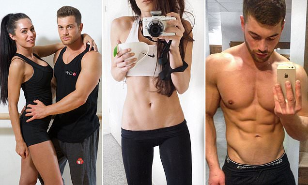 Britain's FITTEST couple could be Ali Gordon and Lydia Millen