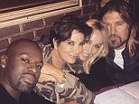 krisjennerGreat night with great friends @tishcyrus @billyraycyrus @coreyg650 #casavega #friendship #taconight