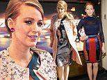 eURN: AD*166760430  Headline: Blake Lively steps out in pink coat in New York City Caption: Blake Lively steps out in pink coat in New York City.  Pictured: Blake Lively Ref: SPL1006174  220415   Picture by: TJDH Imagez / Splash News  Splash News and Pictures Los Angeles: 310-821-2666 New York: 212-619-2666 London: 870-934-2666 photodesk@splashnews.com  Photographer: TJDH Imagez / Splash News Loaded on 22/04/2015 at 17:50 Copyright: Splash News Provider: TJDH Imagez / Splash News  Properties: RGB JPEG Image (18203K 2625K 6.9:1) 2071w x 3000h at 72 x 72 dpi  Routing: DM News : GroupFeeds (Comms), GeneralFeed (Miscellaneous) DM Showbiz : SHOWBIZ (Miscellaneous) DM Online : Online Previews (Miscellaneous), CMS Out (Miscellaneous)  Parking: