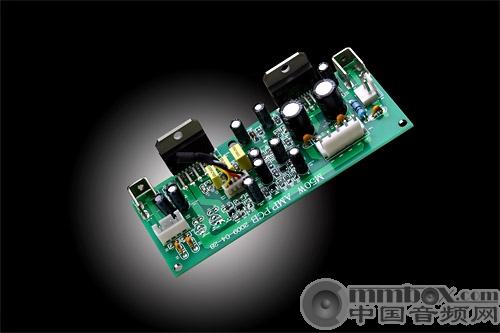 能量爆发  惠威M50W功放电路详细解析