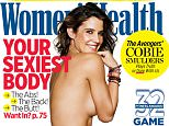On Women?s Health?s cover not being her first topless cover shoot : ?It was my first topless photo shoot where I wasn?t trying to appear ?sexy?, which was interesting. Because it?s a women?s magazine, I feel like being topless is more about being confident and about being happy with your body rather than trying to excite somebody else. That?s what this cover was more about.  On reprising her role as Maria Hill in the Avengers: Age of Ultron: There is a new Avengers moving coming out, it?s called Age of Ultron, in which I play Maria Hill again, which is very exciting. I love doing these films. I love working with all of the characters. They have just such amazing people coming in and doing these roles now. Yes, I get to do it again and I can?t say much about it, but it?s was lot of fun, there?s a lot of action, and it?s going to be bigger. I can?t say better because they?re all great, but the scale has increased.  On liking to take a variety of roles in different genres : I?m always lo