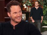 """On Thursday, April 23rd Chris Pratt, star of the highly anticipated summer film ¿Jurassic World,¿ stops by ¿The Ellen DeGeneres Show.¿ The actor talks about how he used to live in a van in Maui and reveals what it was like to return to Maui to shoot the blockbuster film. Plus, watch Chris gets schooled in a trivia game about dinosaurs called """"Dino Right or Dino Wrong"""" by 6-year-old dinosaur expert Noah Ritter. \n \nChris Pratt on Living in a Van\nhttp://ellentube.com/videos/0-eyxfpxpd/\n\nPhoto link: Photo Credit: Michael Rozman/Warner Bros.Chris Pratt- \nhttps://www.dropbox.com/sh/y40hoehp24ni0gs/AAAwEQ3wLoqNGv_DJDFjmsjoa?dl=0\n \nOn living in a van in Maui¿\n\nEllen: Were you vacationing in Hawaii just now? \n \nChris: I was, yeah. Anna and I and Jack went to Kona.\n \nEllen: That baby of yours is precious. By the way. He¿s adorable.\n \nChris: Thank you.\n \nEllen: So you went to Kona and what did you do? Just relax?  \n \nChris: Oh, is that? Oh, there¿s us. Yeah. Look at that pict"""