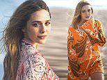 Elizabeth Olsen wears dress by top and shorts by Emilio Pucci. Photo by David Bellemere. Courtesy of THE EDIT, NET-A-PORTER.COM.jpg actress Elizabeth Olsen, talks to Net-A-Porterís The EDIT about taking risks early on in her career and why nakedness doesnít scare her. The 26-year-old California-born actress, who has appeared nude in a number of films ñ most notably in Spike Leeís controversial Oldboy remake in 2013 ñ also reveals to the online weekly fashion magazine that while she is happy to do nude scenes for that ìvoyeuristic qualityî, you will never catch her in a beauty shot in a bikini on a beach. ìThatís a character I will never play,î she tells The EDIT. BAFTA-nominated Olsen, who is the strong-willed younger sister of former child stars turned fashion designers, Mary-Kate and Ashley Olsen, also tells The EDIT about stepping out of the shadow of her famous family, pursuing a stint on Londonís West End stage and why she wants to follow in the footsteps of her ëhonorary grandmo