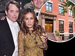 """NEW YORK, NY - JANUARY 23:  Actors Matthew Broderick (L) and Sarah Jessica Parker attend """"It's Only A Play"""" Broadway Re-Opening Night at The Bernard B. Jacobs Theatre on January 23, 2015 in New York City.  (Photo by Mike Coppola/Getty Images)"""