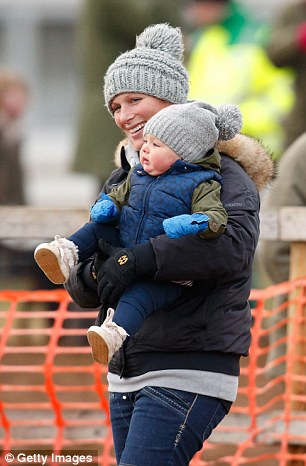 Zara Phillips has told of how she was surprised at how difficult it was to regain her fitness after the birth of her daughter, Mia, one