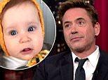 Robert Downey, Jr. Debuts Daughter Avri's First Photo!