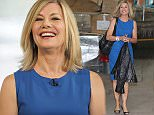 Glynis Barber outside ITV Studios Featuring: Glynis Barber Where: London, United Kingdom When: 24 Apr 2015 Credit: Rocky/WENN.com