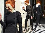 Celebrities at Radio 2 for The Chris Evans Breakfast Show Featuring: Eleanor Tomlinson Where: London, United Kingdom When: 24 Apr 2015 Credit: WENN.com