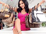 ?Jersey Shore? alum Nicole ?Snooki? Polizzi offers Life & Style an exclusive look inside the dream closet that she designed herself in her new $2.6 million house in Florham Park, NJ.  Snooki has retired her skintight leopard print dresses since the days of Jersey Shore, now a mom of 2.  ?You?re running around with kids; you?ve got to be comfortable,? she tells Life & Style.  The MTV star?s closet does feel high-end but Snooki says most things come from affordable chains plus her own clothing line, SnookiLove. She does have one vice and that is purses, ?I?m a chick,? Snooki confesses to Life & Style. ?I splurge on purses!?