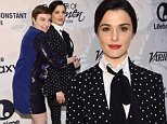 NEW YORK, NY - APRIL 24:  Actors Lena Dunham (L) and Rachel Weisz attend Variety's Power of Women New York presented by Lifetime at Cipriani 42nd Street on April 24, 2015 in New York City.  (Photo by Jamie McCarthy/Getty Images for Variety)