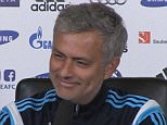 Jose Mourinho's incredible press conference on Arsene Wenger - 1178202