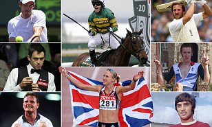 AP McCoy and Paula Radcliffe to compete for one final time... but who is the greatest