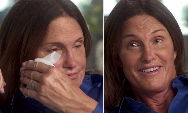 'I'm a woman': Bruce Jenner reveals he is transitioning to his 'true self' in Diane Sawyer