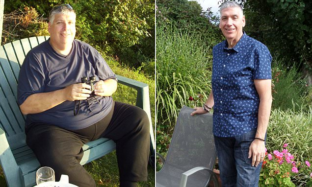 Thirty-eight stone Middlesex man loses half his bodyweight after taking up Zumba