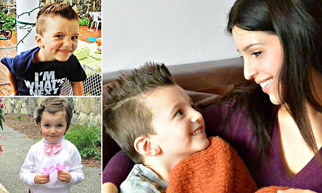 Parents of five-year-old transgender boy Jacob Lemay share their son's transition story