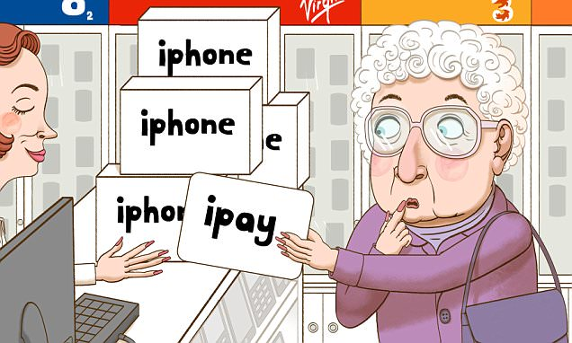 ASK TONY: Help us cancel the phone deals our son forced his gran to take out