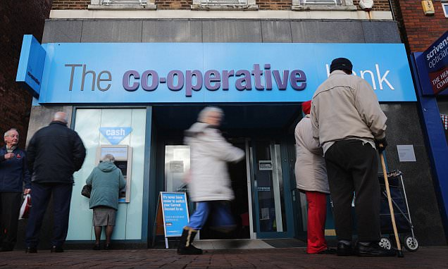 The best and worst overdrafts revealed: As Co-op Bank improves its offering for customers