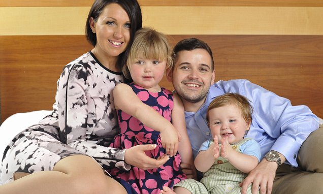 Parents of Britain's youngest ever organ donor open up in interview