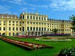 Schonbrunn Palace, Vienna, Austria. B3N457